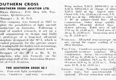 Southern Cross Aviation advertised for sale