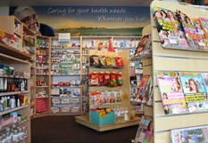 A wide range of magazines, travel accessories and toiletries on offer | Choice Chemist at Toowoomba Wellcamp Airport