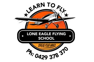 Lone Eagle Flying School supports the growth of air services for our community