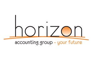 The Horizon Accounting Group logo shows their support for the growth of air services for our community, from Toowoomba to the World | www.wellcamp.com.au