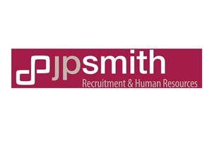 The JP Smith Recruitment & Human Resources logo shows their support for the growth of air services for our community, from Toowoomba to the World | www.wellcamp.com.au