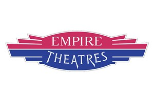 The Empire Theatre Toowoomba logo shows their support for the growth of air services for our community, from Toowoomba to the World | www.wellcamp.com.au