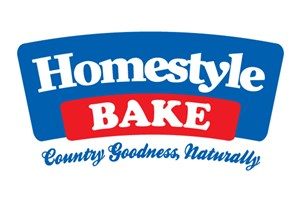 The Homestyle Bake Warwick logo shows their support for the growth of air services for our community, from Toowoomba to the World | www.wellcamp.com.au