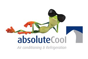 The Absolute Cool logo shows their support for the growth of air services for our community, from Toowoomba to the World | www.wellcamp.com.au