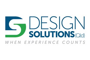 The Design Solutions logo shows their support for the growth of air services for our community, from Toowoomba to the World | www.wellcamp.com.au