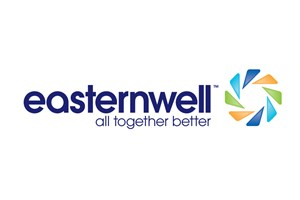 The Easternwell logo shows their support for the growth of air services for our community, from Toowoomba to the World | www.wellcamp.com.au