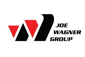 The Joe Wagner Group logo shows their support for the growth of air services for our community, from Toowoomba to the World | www.wellcamp.com.au