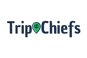 The Trip Chiefs logo shows their support for the growth of air services for our community, from Toowoomba to the World | www.wellcamp.com.au