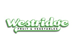 The Westridge Fruit & Vegetables logo shows their support for the growth of air services for our community, from Toowoomba to the World | www.wellcamp.com.au