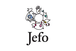 The Jefo Australia logo shows their support for the growth of air services for our community, from Toowoomba to the World | www.wellcamp.com.au