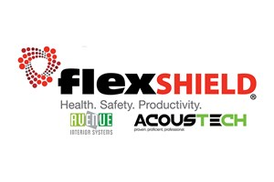 The Flexshield logo shows their support for the growth of air services for our community, from Toowoomba to the World | www.wellcamp.com.au