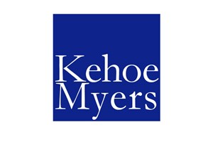 The Kehoe Myers logo shows their support for the growth of air services for our community, from Toowoomba to the World | www.wellcamp.com.au