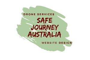 The Safe Journey Australia logo shows their support for the growth of air services for our community, from Toowoomba to the World | www.wellcamp.com.au