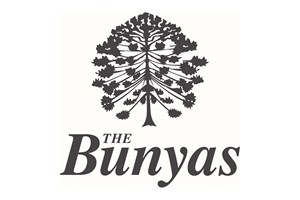 The Bunyas logo shows their support for the growth of air services for our community, from Toowoomba to the World | www.wellcamp.com.au