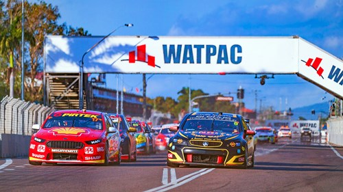 Fly direct from Toowoomba to Townsville for the Watpac Supercars 400 | www.wellcamp.com.au